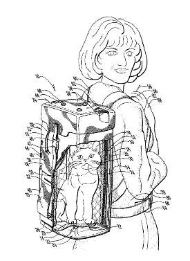 Рюкзак для кота.