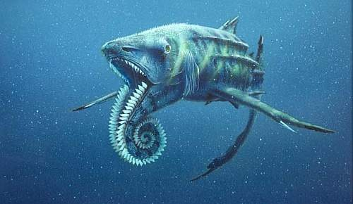 10 of the Most Badass Prehistoric Animals : pics