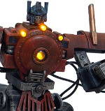 Steampunk Optimus Prime