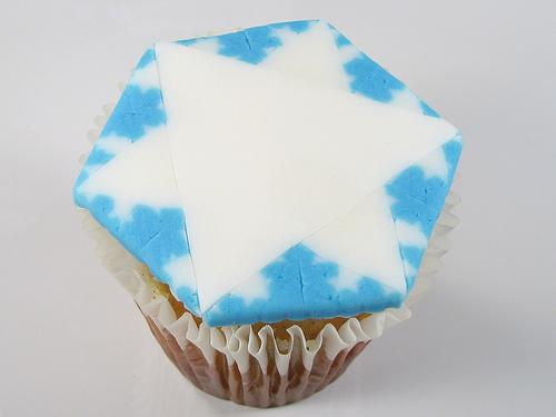 Fractal snowflake cupcakes neatorama for Koch 63 od manual