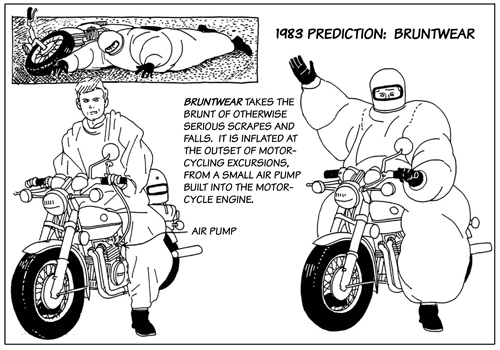 the art of predicting products