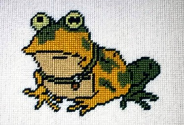 30 Great Geeky Cross Stitches - Neatorama