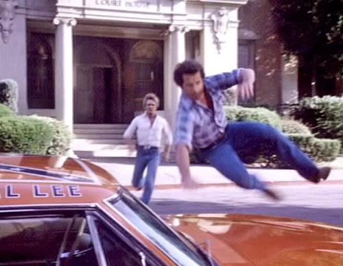 Something is. Dukes of hazzard unrated nude scene