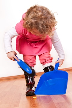children cleaning - photo #12