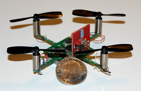 steampunk quadcopter