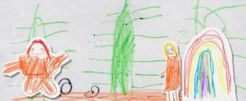 Una nena de 5 años crea un videojuego