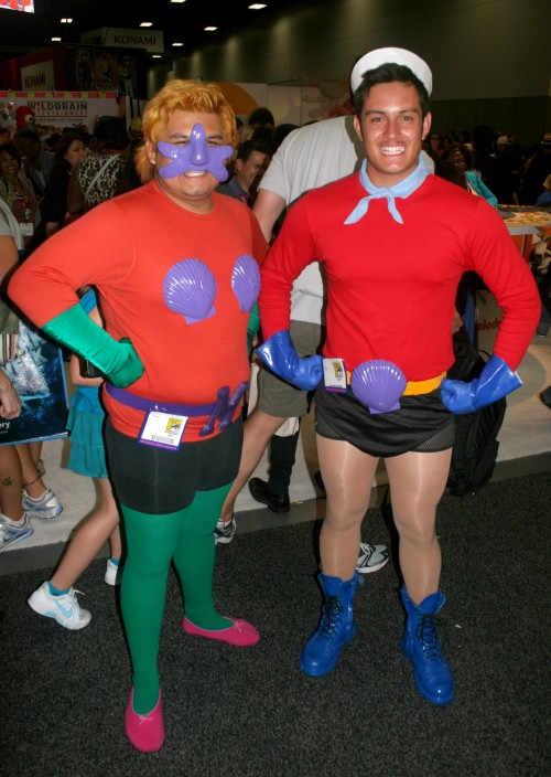 65 seriously great comic con costumes neatorama howls solutioingenieria Images