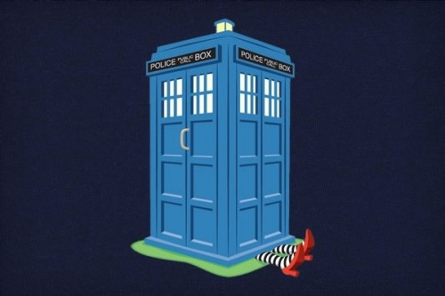 doctor Who of Oz