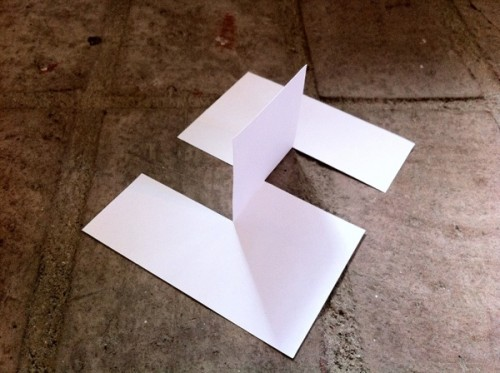 how to make a paper puzzle cube