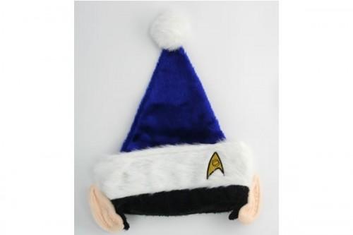 chapeau noel Star trek