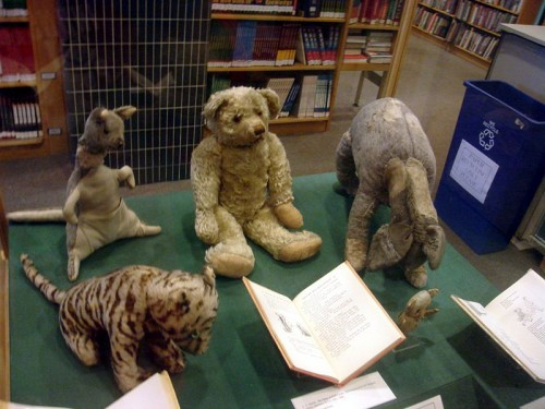 11 things you might not know about winnie the pooh neatorama for Classic animal house quotes