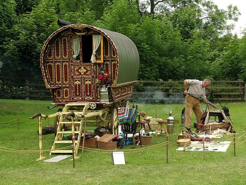 Fantastic Gypsy Wagon Designs Neatorama