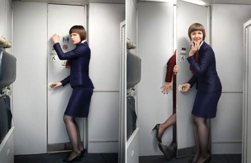 10 Shocking Secrets Of Flight Attendants Neatorama