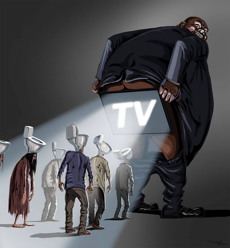 Watch Out for These Present Evils of Our Society!