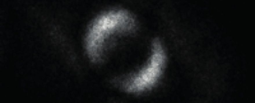 First Actual Photo of Quantum Entanglement Revealed