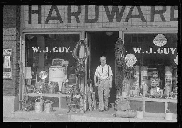 Community Plumbing: A Tribute to the Neighborhood Hardware Store