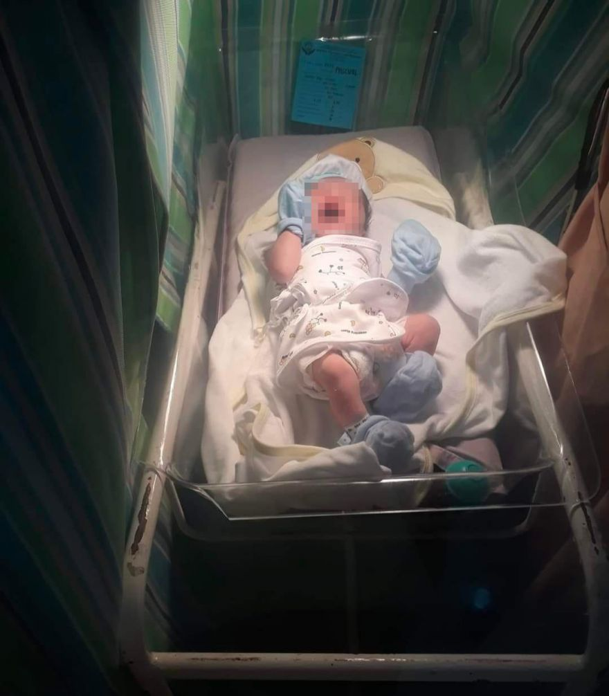 Meet The Newborn Child Named HTML