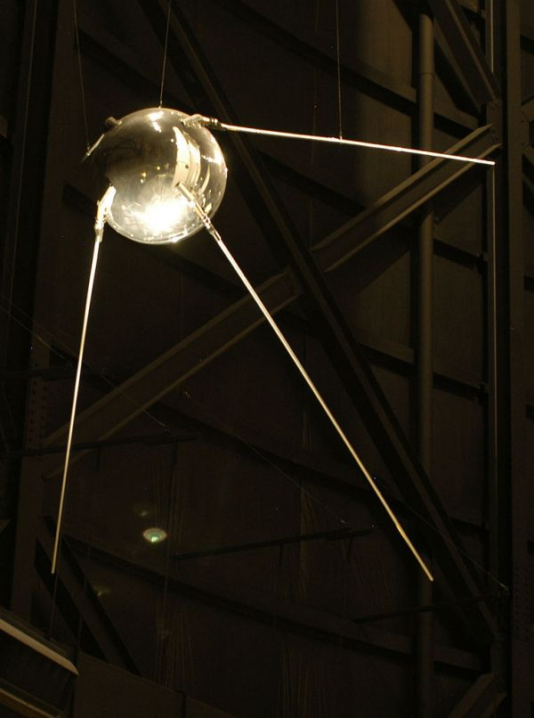 Sputnik in Clonsharragh