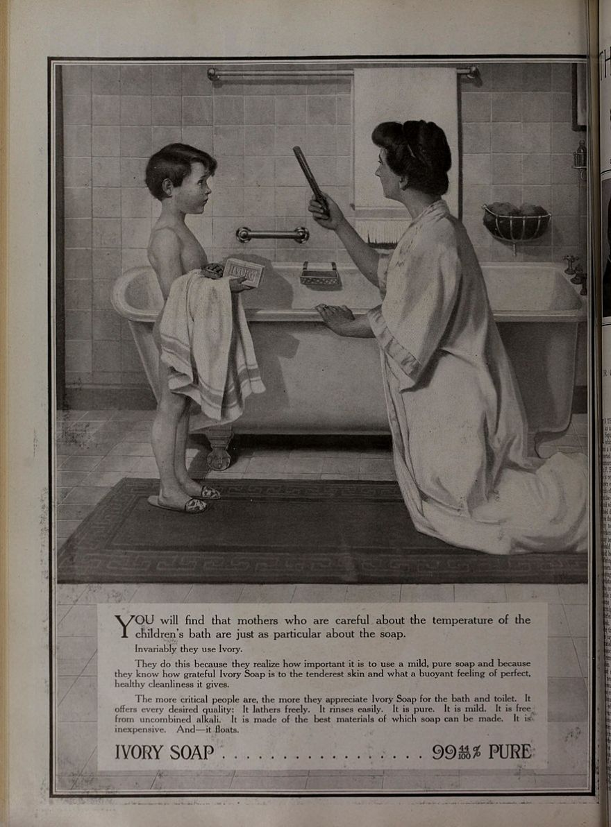 When Soap Companies Used God To Sell Their Products