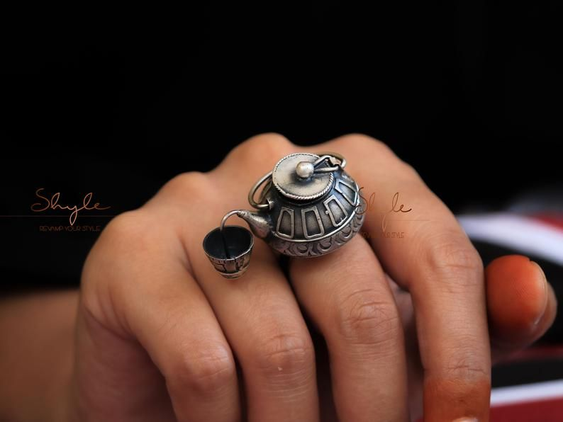 The Tea Kettle Ring