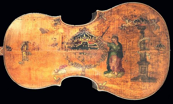 The Oldest Cello In Existence