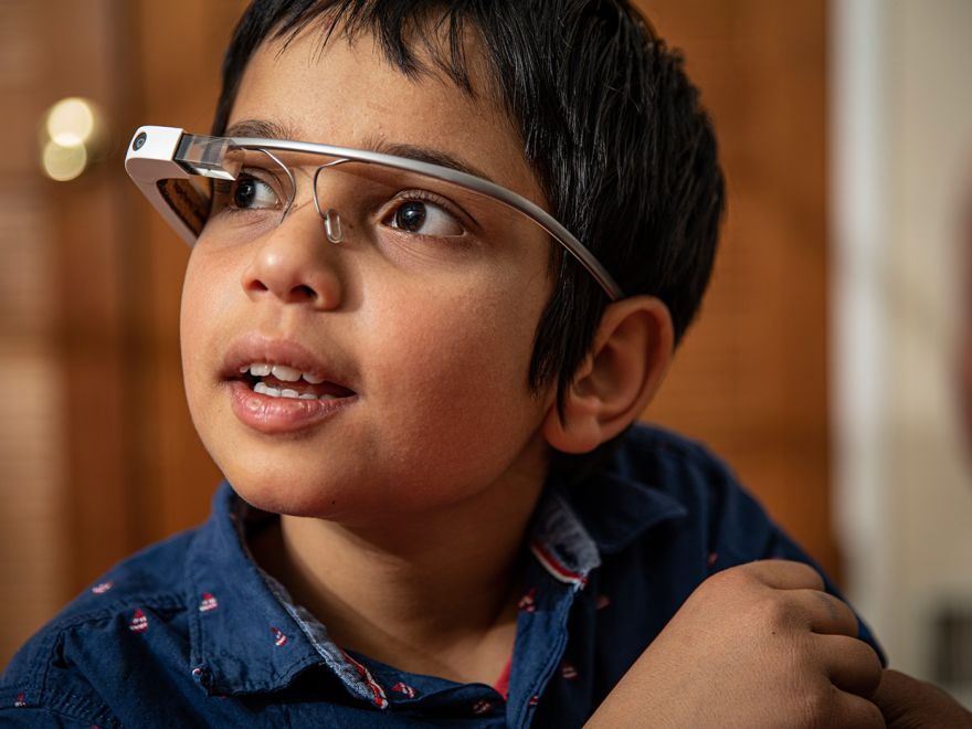 This Is The Google Glass That Helps Kids With Autism
