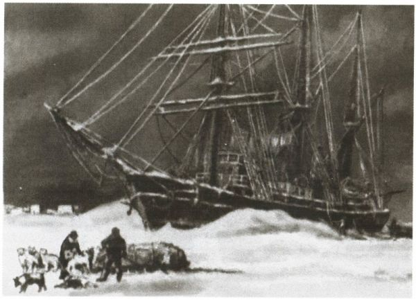 The Quest to Find a Lost Arctic Explorer's Buried Soup