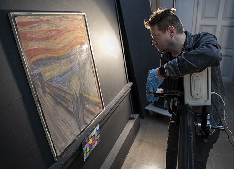 The Secret Message On Edvard Munch's 'The Scream' Has Been Solved