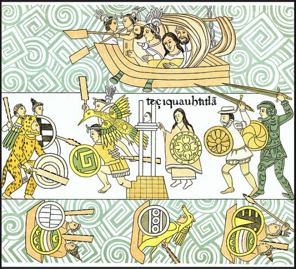 How Aztecs Reacted to Colonial Epidemics