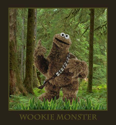 Wookie Monster Neatorama