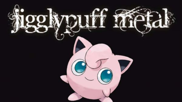 6ea3e94c A Heavy Metal Version Of The Jigglypuff Song - Neatorama