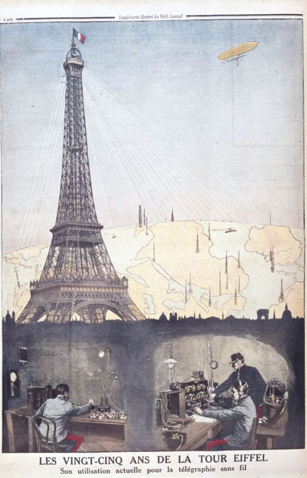 The Secret Bunker Beneath the Eiffel Tower