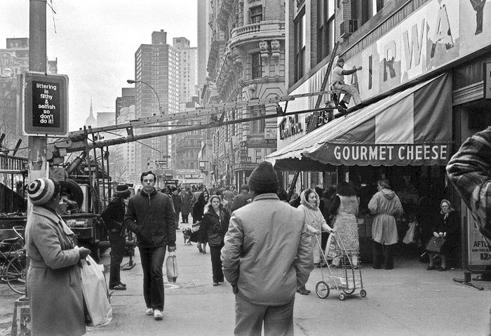 History In Pictures: Walking Through New York City, 1977-1978