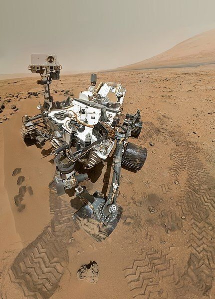 NASA's Curiosity Rover Is Frozen On Mars Thanks To This Glitch
