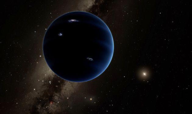 Elusive Planet Nine