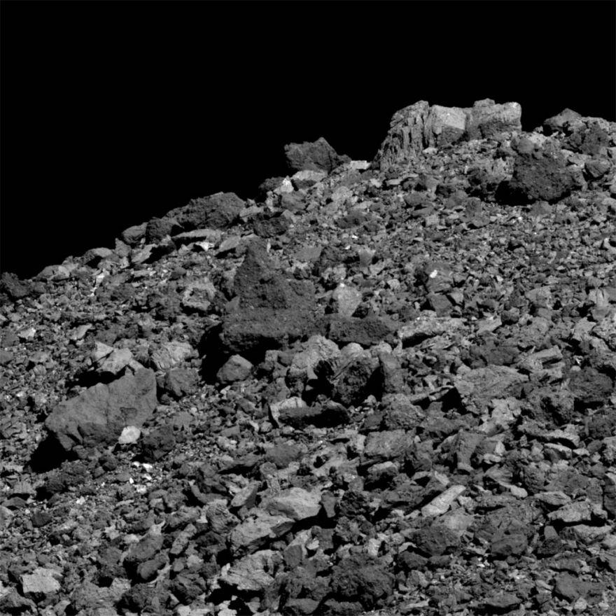 Bennu Asteroid