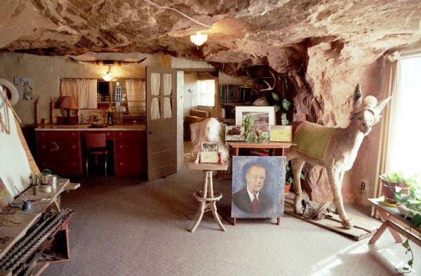 "Home Sweet Hole N"" The Rock"