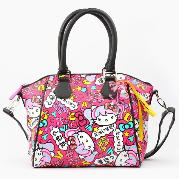 Hello Kitty Japanimation Crossbody Bag - Neatorama 3a740a88496f1