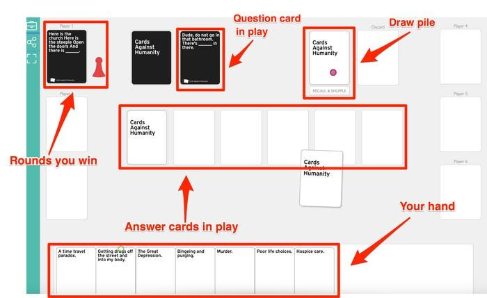 Play Cards Against Humanity Online Neatorama