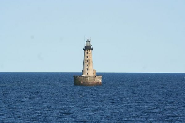 Stannard Rock Light: The Loneliest Place in The World