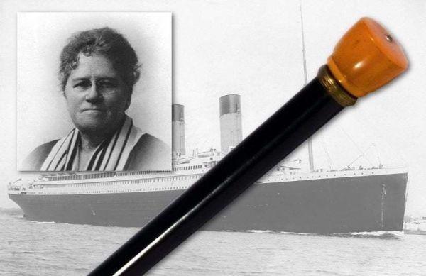 For Sale: A Titanic Survivor's Light-Up Cane
