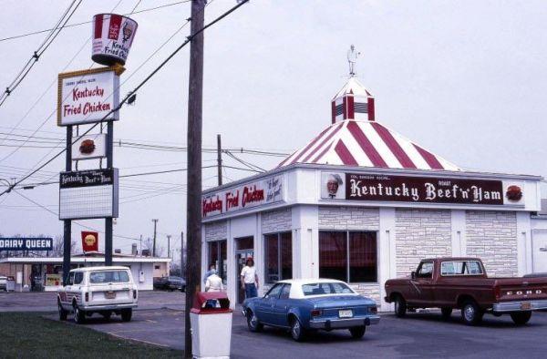 When Colonel Sanders Created Kentucky Roast Beef
