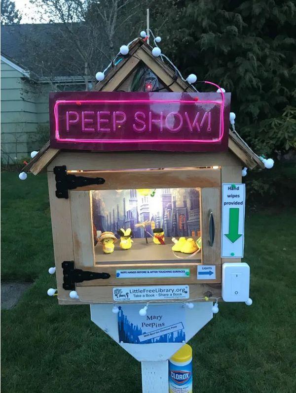 Public Peep Show