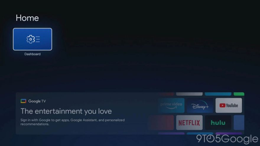 """""""Dumb TV"""" Mode To Be Integrated in Google TV Sets"""