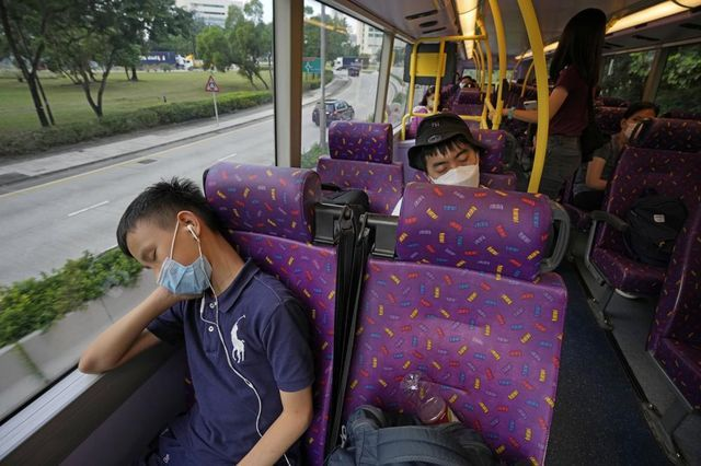 Sleeping Bus Tour: A 5-Hour Tour for People Who Like to Sleep While Riding the Bus