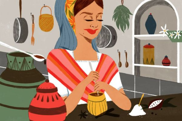 The Chocolate-Brewing Witches of Colonial Latin America