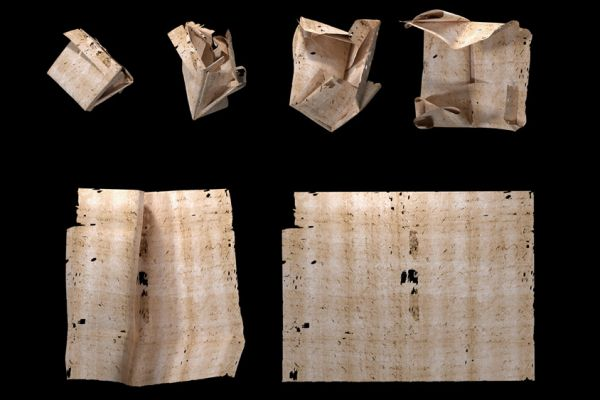 Researchers Virtually Open and Read Sealed Historic Letters