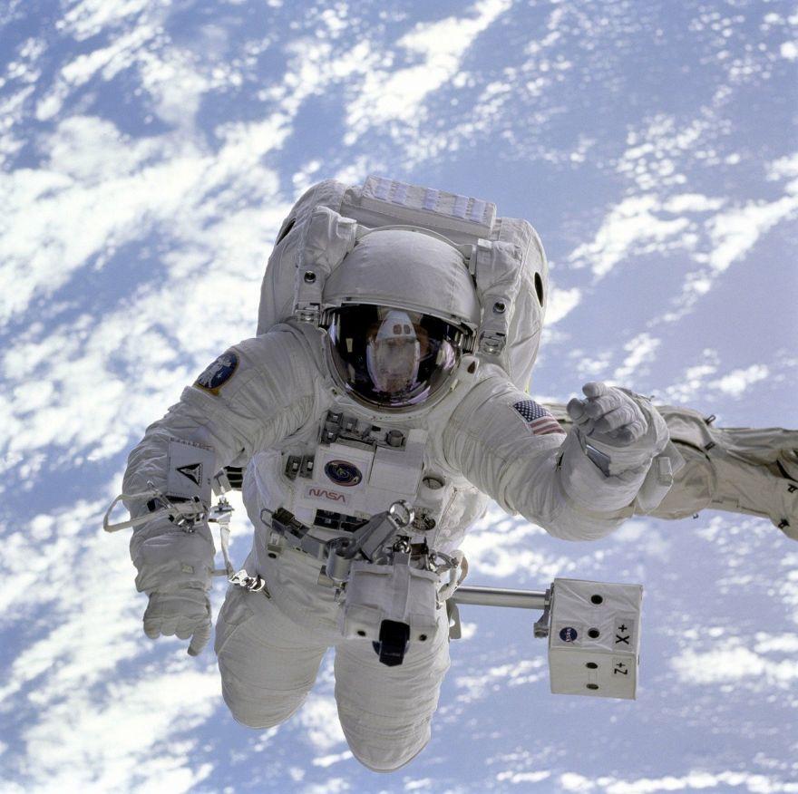 NASA Scientists: Astronauts Get Bizarre Blood Flow