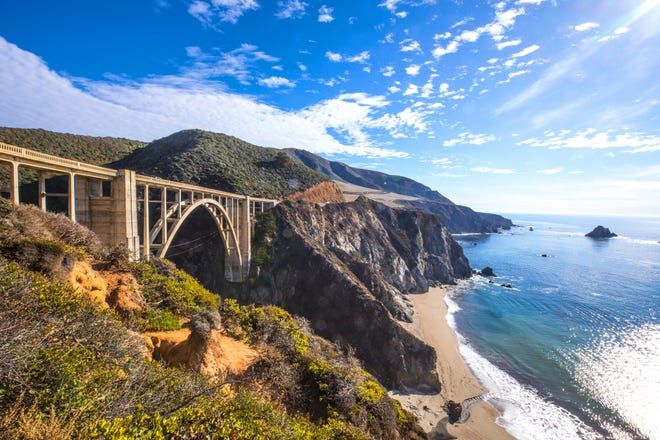 The California Pacific Coast Highway Is Falling