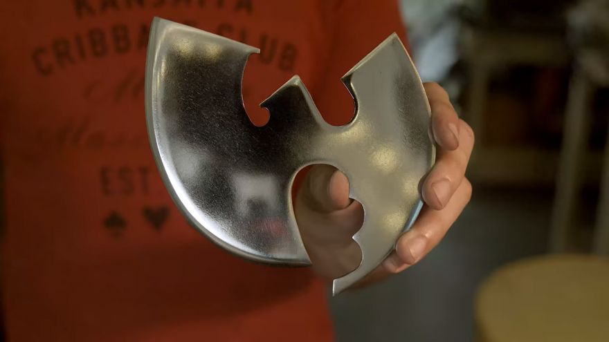 The Wu-Tang Clan Pizza Cutter